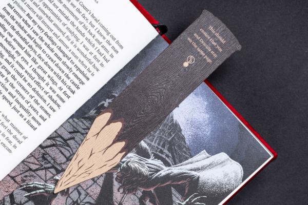 Dracula TE Bookmark