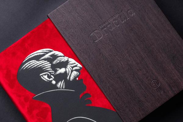 Dracula TE Book & Slipcase