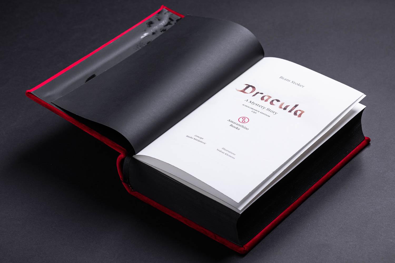 Dracula SE Title Page