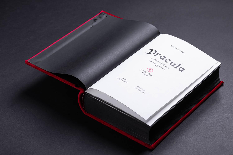 Dracula TE Title Page
