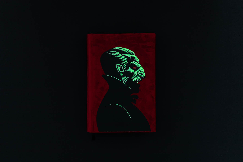 Front Cover – Scholomance Edition (Glow)